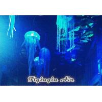Wholesale Hanging Decorative Inflatable Led Jellyfish Light for Club and Bar Decoration from china suppliers
