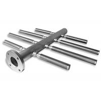 Wholesale Horizontal Herring Bone Style Wedge Wire Filter / Stainless Steel Distributor With Various Slots from china suppliers
