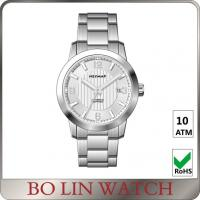 Wholesale High End Steel Mesh Bracelet Watch , Stainless Steel Geneva Watches For Women from china suppliers