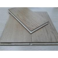 Quality White Oak Engineered Flooring click lock for sale