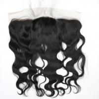 Buy cheap Pre Plucked Lace Frontal 13x4 Virgin Hair Body Wave Lace Top Closure Ear to Ear from wholesalers
