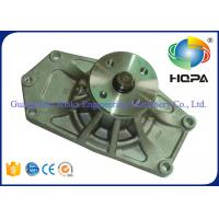 Wholesale Standard Size Excavator Hydraulic Parts , 4D34 Mitsubishi Water Pump from china suppliers
