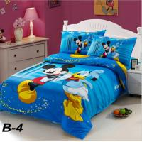 Wholesale Kids 4-pc Bedding set, 8 Beautiful Styles from china suppliers