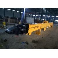 High Rigidity Mini Excavator Extendable Arm For Small Space Work Environment