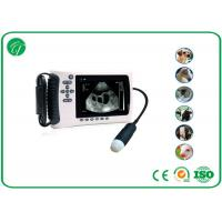Wholesale 5'' Portable Diagnostic Vet Ultrasound Machine For Cattle / Dog Convex Probe from china suppliers