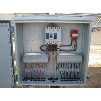 Wholesale Solar Energy PV String Combiner Box Waterproof 15A , Solar Array Junction Box from china suppliers