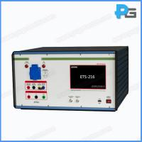 Buy cheap ETS-216 Electrical Fast Transient and Lightning Surge Generator from wholesalers