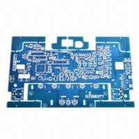 Wholesale 0.15mm Blind and Buried via Multilayer PCB, used to communication facilities, made of FR4 from china suppliers