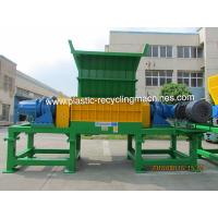 Buy cheap Industrial Double Shaft Shredder Machine For Waste Pe Pp Films 15000 kg/H from wholesalers