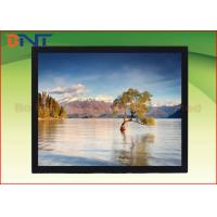 Wholesale 4 : 3 120 Inch Rear Projection Projector Screen For High-tier Office Fixed Frame Screen from china suppliers