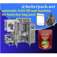 Wholesale automatic doy bag pouch packaging machine, doypack packaging machine from china suppliers