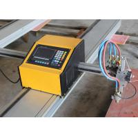 Wholesale Mini Portable CNC Plasma Cutting Machine High Precision / Fast Response from china suppliers