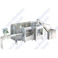 Wholesale ABB Motor Drives Carbonated Soda Water Filling Machine 50 Filling Heads from china suppliers