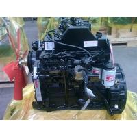 Wholesale B3.9 Turbocharged Diesel Engine 4 Cylinde , Cummins Diesel Motor For Loaders from china suppliers