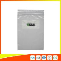 Wholesale Clear Plastic Resealable Zip Lock Pouch Bags For Industrial Products Storage from china suppliers