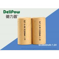 Wholesale 1.0v~1.2V Voltage Small NIMH Rechargeable Battery For Flashlight from china suppliers