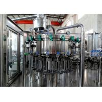 Quality Soft drink gas water beer filling machine for carbonated drink production line for sale