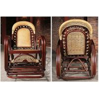 Wholesale bamboo rattan chair, classic lounge chair, living room chair, #1140 from china suppliers