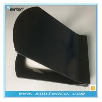 Buy cheap Xiamen Closed Front Quick Release D Shape Black Toilet Seat Covers from wholesalers