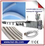 Wholesale Flexible PEX braided plumbing hose extruder machine shower hose making machine from china suppliers