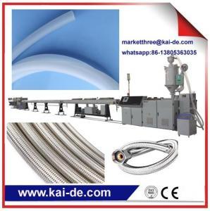 Wholesale Flexible PEX braided plumbing hose making machine shower hose making machine from china suppliers