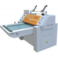 Wholesale Magnetic Regulating Plate Film Manual Laminator Machine / Lamination Paper Machine from china suppliers