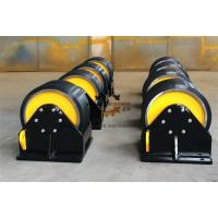 Wholesale Variable Speed Pipe Rotators For Welding , Turning Rolls Welding  Rotate Tanks from china suppliers