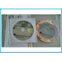 Wholesale Microsoft Windows Operating System Win Server 2008 R2 Enterprise 25 Cals / Users with 2 DVDs inside from china suppliers