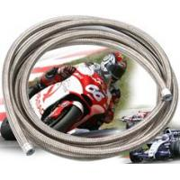 Wholesale stainless steel braided race cars PTFE TEFLON HOSE,  conductive ptfe hose,  SANTOPRENE coated braided ptfe hose from china suppliers