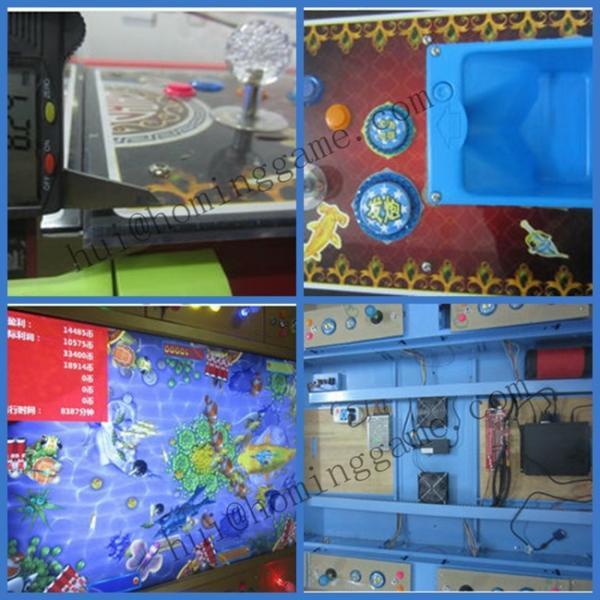 ocean monster plus fishing game machine-most popular high quality fishing game machine