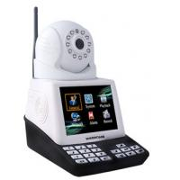 Wholesale H.264 CMOS 300K Pixel P2P Network Phone Camera from china suppliers