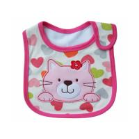Wholesale Funny Cotton Custom Baby Bibs for Boy and Girl , Eva Waterproof from china suppliers