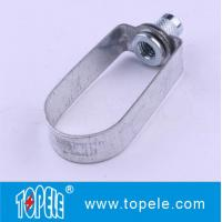 Wholesale UL Standard E489690 Steel Clevis Hanger / Pipe Clamps For Tunnels, Culverts Strut Channel Unistrut Fittings from china suppliers