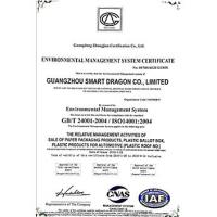 Guangzhou Smart Dragon Co., Ltd. Certifications