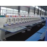 Wholesale Original Multi Color Embroidery Machine , Large Embroidery Machine 18 Heads With LCD Screen from china suppliers