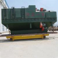 Wholesale 30t steel plant apply electric motorised transfer trolley on steel rail from china suppliers