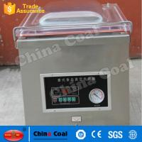 Wholesale Hot sale DZ350 Automatic single  chamber Vacuum Packaging  And Sealing Machine from china suppliers