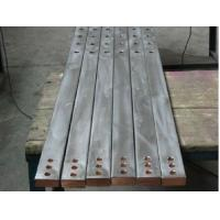Wholesale titti copper clad bars titanium clad copper plate and bar for industry gr2 from china suppliers