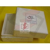 Wholesale White Paper Clothing Gift Boxes For Baby Clothes , Garment Packaging Boxes from china suppliers