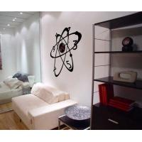 Wholesale Vinyl Custom Classic Designer Wall Sticker Clocks 10A095 from china suppliers