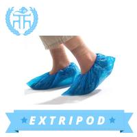 China Medical waterproof Wholesale pe shoe cover on sale