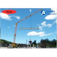 Wholesale Small Fixed Self Erecting Tower Cranes , Building Construction Equipments from china suppliers