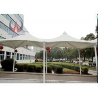 Wholesale High Headroom Sun Sail Shades Deck Shade Structures Steel Supported from china suppliers