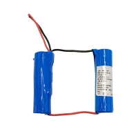 Wholesale Custom 7.4 Volt 2500mAh 18650 Lithium Ion Battery 1C Discharge from china suppliers