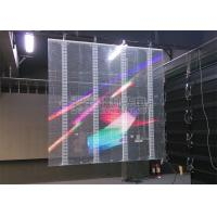 Wholesale MBI5124 SMD3528 UV 1R1G1B Epistar Glass Wall LED Screen 6500cd/M² from china suppliers