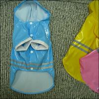 Wholesale Blue Pink XL, L, M Waterproof Dog Rain Coats for English Cocker Spaniel, Beagle from china suppliers