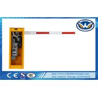 Wholesale DC Brushless Motor Automatic Barrier Gate 6m Max Arm Length CE Approved from china suppliers