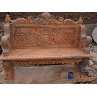 Wholesale Park Bench Stone sculpture from china suppliers
