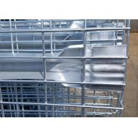 Wholesale Wire Mesh Decking for Pallet Racking from china suppliers