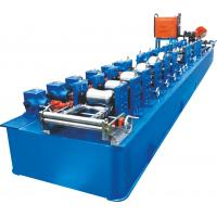 Wholesale Trapped Round Steel Pipe Making Machine With Thicnkness 0.8~1.5mm from china suppliers